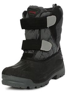 Billig vinterstøvle i alpint design