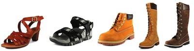Billige Timberland sko og støvler til børn og voksne