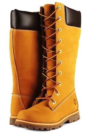 Klassiske Timberland støvle til piger