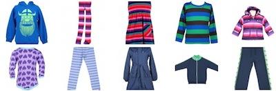 Danefæ børnetøj