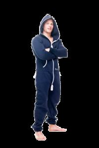Billig jumpsuit til børn og voksne