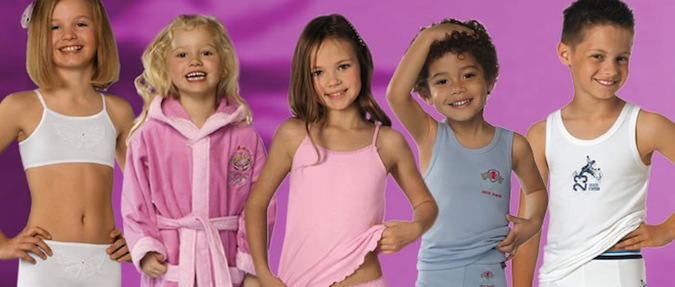 Billigt undertøj til børn