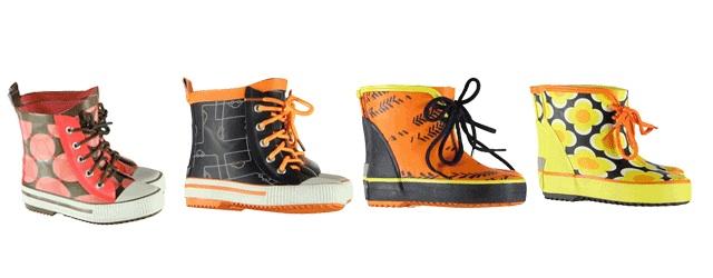 CeLaVi gummistøvler til børn
