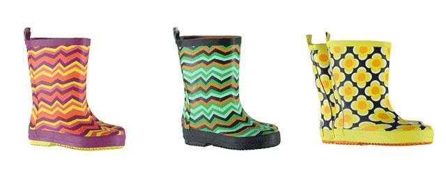 CeLaVi billige gummistøvler til børn