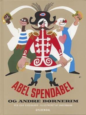 Abel Spendabel børnebog