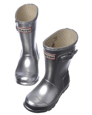Hunter gummistøvler til børn