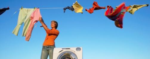 Vaske til tøj rent