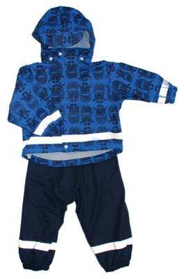 Danefæ regntøj til børn