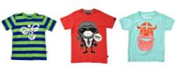 Billige T-shirts til børn