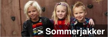 Sommerjakke til børn