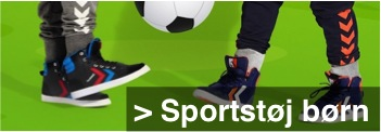 Sportstøj til børn