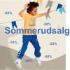 Sommerudsalg på børnetøj tilbud