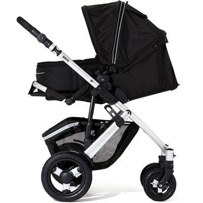 Brio barnevogn slidstærk og høj sikkerhed