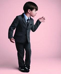 jakkesæt børn