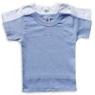 Billig t-shirt fra Petit Bateau