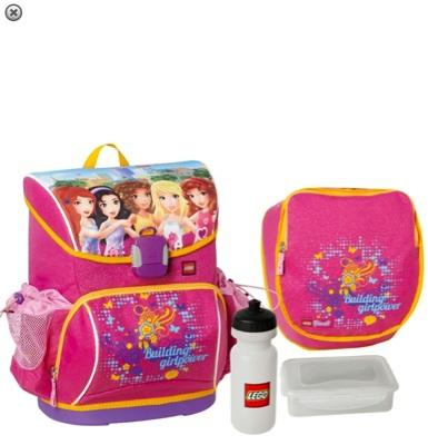 Lego taske til piger