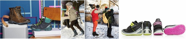 ECCO vinterstøvler til børn