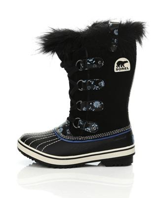 Sorel vinterstøvler til piger