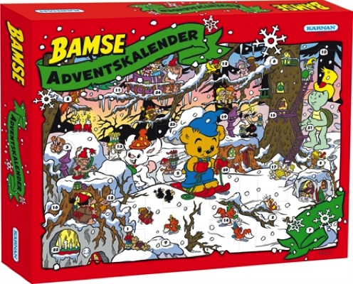 Bamse kalender