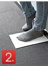 Sådan måler du skostørrelsen