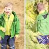 Klæd ungerne lag på lag når foråret banker på