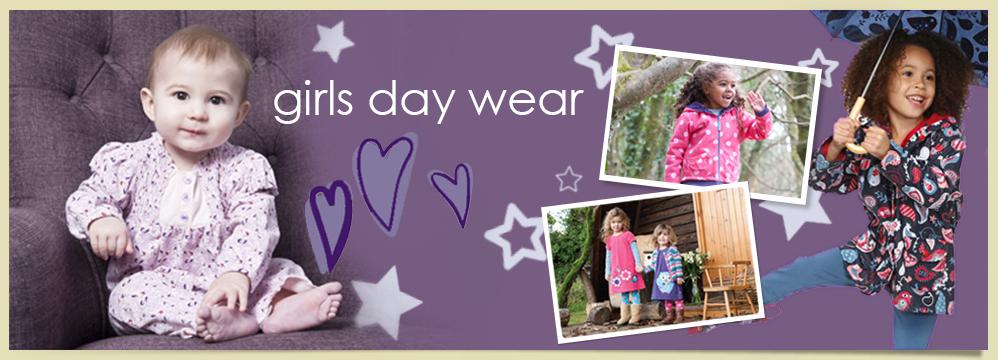 Smarte kjoler og nederdele til piger mellem 0 - 12 år