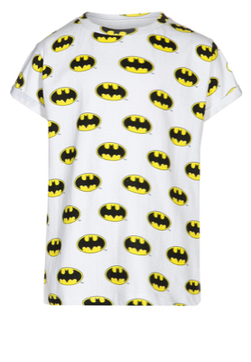 Batmand T-shirt til drenge