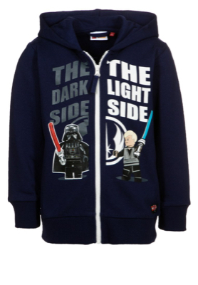 Star Wars hættetrøje til seje drenge