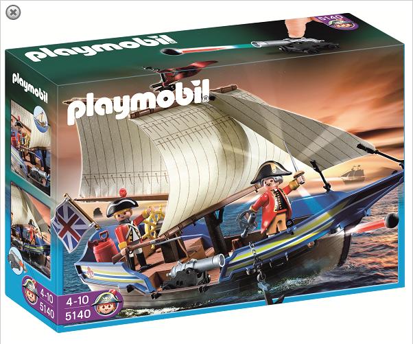 Playmobil Pirat tema