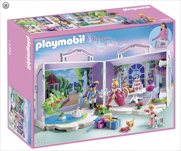 Playmobil prinsesse