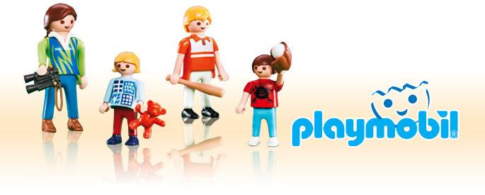 Playmobil legetøj